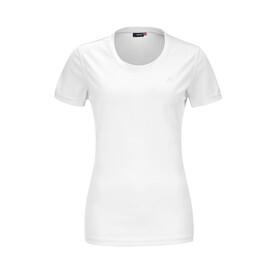 Maier Sports Waltraud - T-shirt manches courtes Femme - blanc